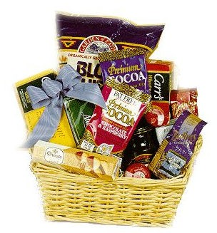 Afternoon Delight Gift Basket Delivery!