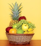 Freshly Picked Fruit Gift Basket Delivery!