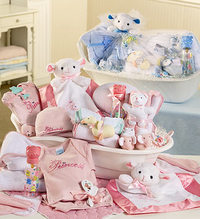 Baby Girl or Boy Bath Extravaganza For Baby Shower Delivery!