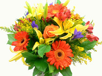 Spring or Summer Carnival For Flower Delivery!