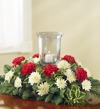 Winter Warmth Christmas Flower Delivery!