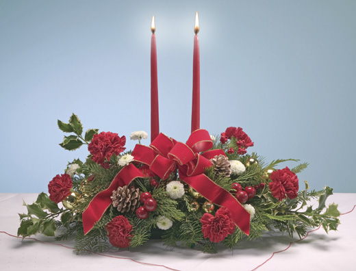 Best christmas centerpiece delivery cooper city
